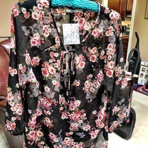 $5.00 if bundled. Lovely top.   Bin1